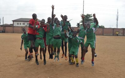 Addressing Adolescent Boys´ Unique Sexual and Reproductive Health Needs in Nigeria: Baseline Findings from a Sport-Based Programme Evaluation
